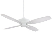 "Minka-Aire F513-WH - NEW ERA - 52"" CEILING FAN"