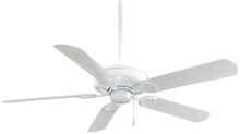 "Minka-Aire F589-WH - SUNDOWNER® - 54"" CEILING FAN"