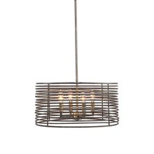 Uttermost 22160 - Uttermost Braccialetto 4 Light Ring Pendant