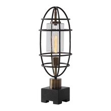 Uttermost 29645-1 - Uttermost Newton Industrial Accent Lamp