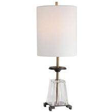 Uttermost 29735-1 - Uttermost Hancock Glass Accent Lamp