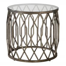 Uttermost 24741 - Uttermost Algoma Glass Accent Table