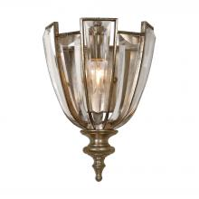 Uttermost 22494 - Uttermost Vicentina 1 Light Crystal Wall Sconce