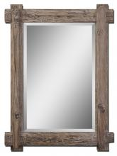 Uttermost 07635 - Uttermost Claudio Wood Mirror