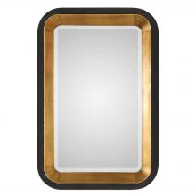 Uttermost 09301 - Uttermost Niva Metallic Gold Wall Mirror